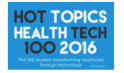 Hot Topic HealthTech 100 logo