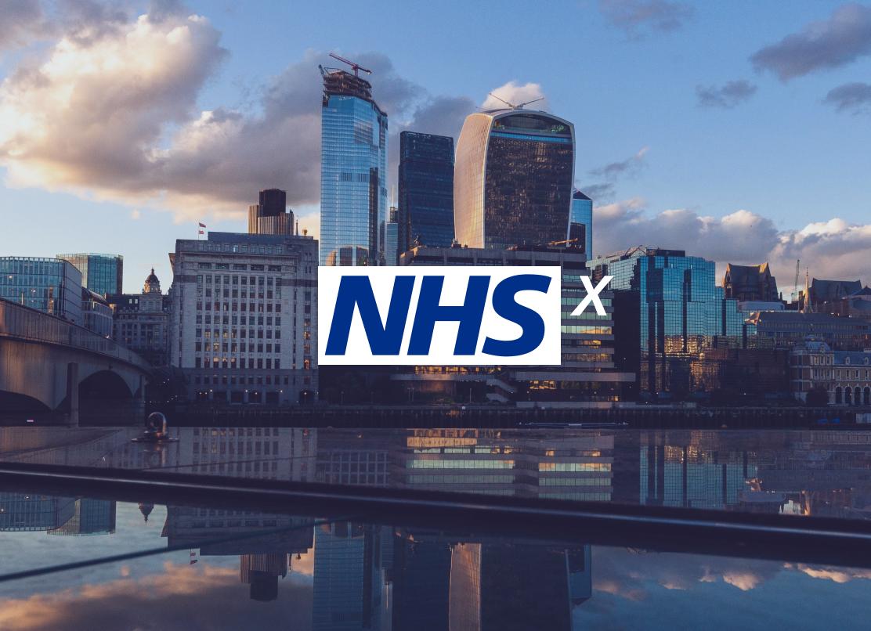 NHS x Logo