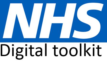 NHS Digital Toolkit logo