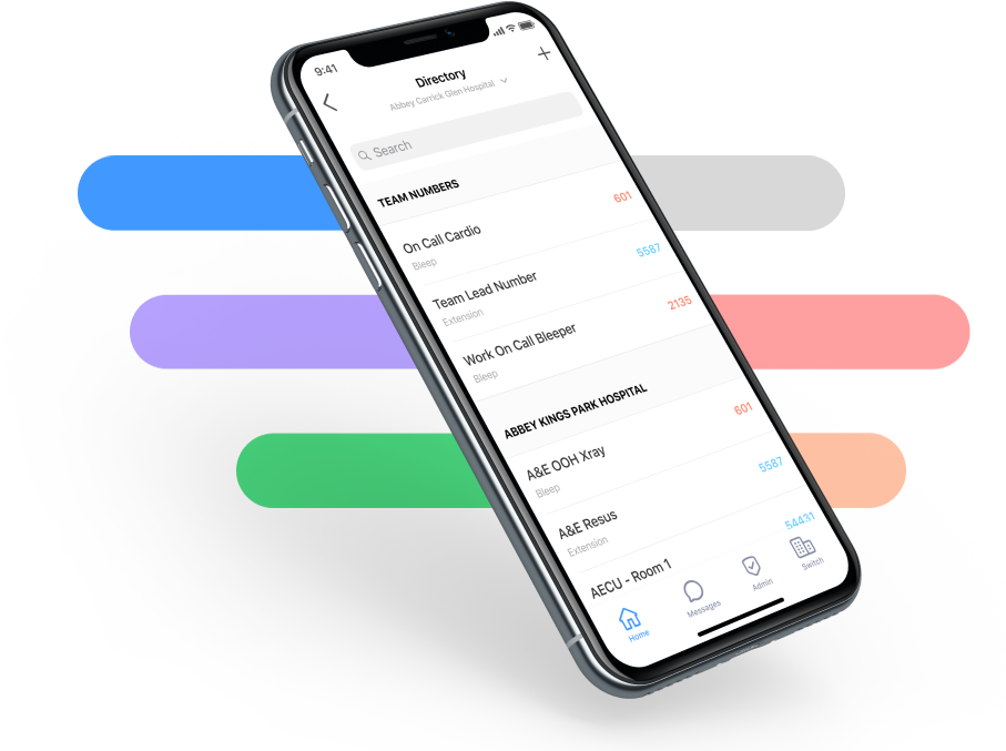 Induction Switch app directory